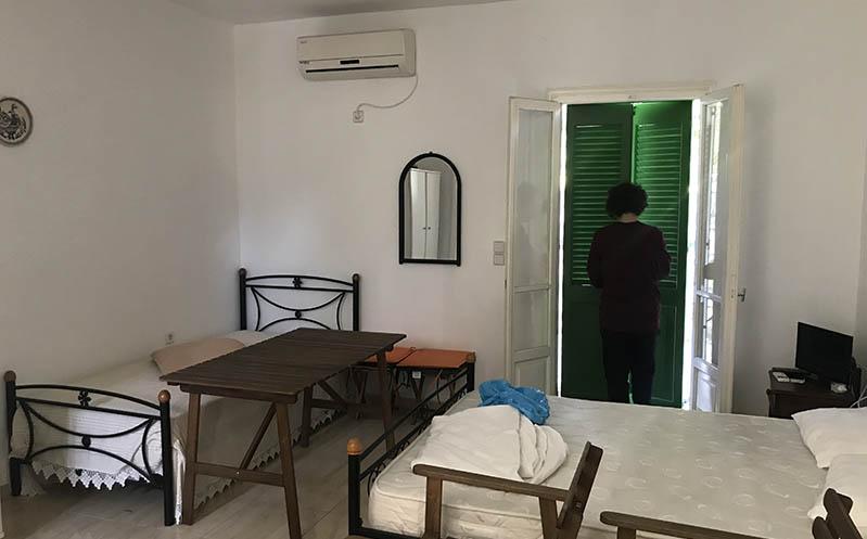 δωμάτια-ιθάκη